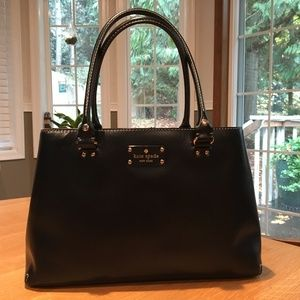 Kate Spade Wellesley Elena Leather Tote